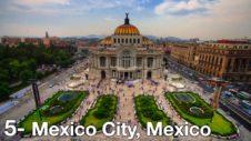 Countdown: Top 10 Cities